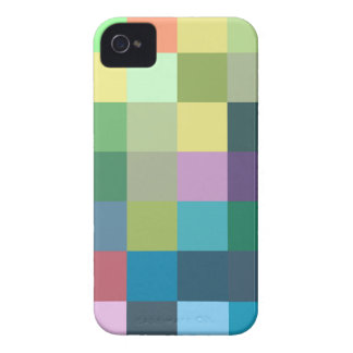 color squares background abstract geometric patter iPhone 4 covers