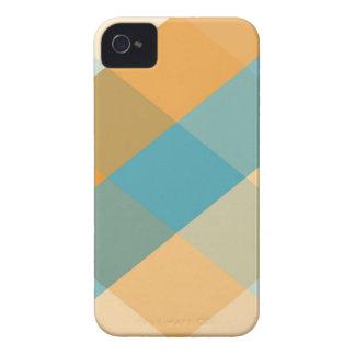 Color Squares iPhone 4 Case