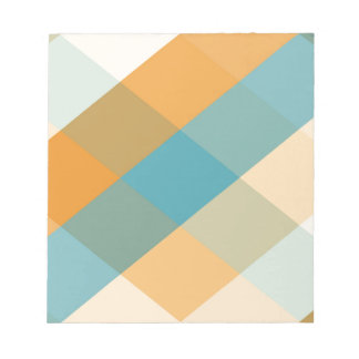 Color Squares Notepad