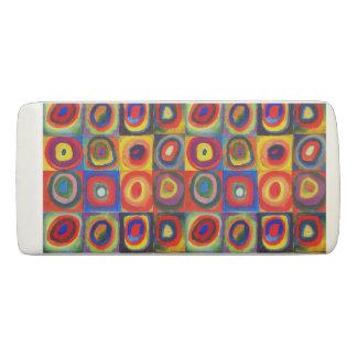 Color Study by Wassily Kandinsky Eraser