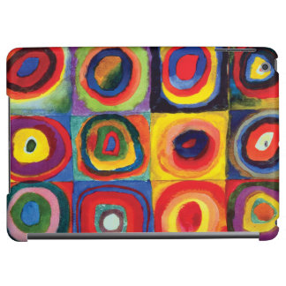 Color Study by Wassily Kandinsky iPad Air Cover