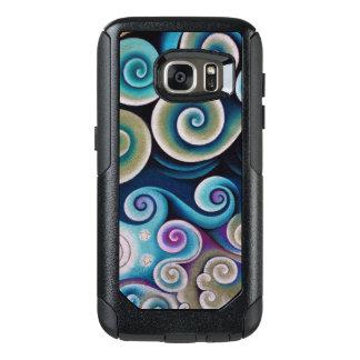 Color Swirls OtterBox Samsung Galaxy S7 Case