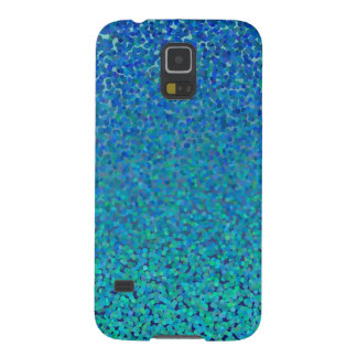 Color Theory : Cool Harmony Galaxy S5 Case