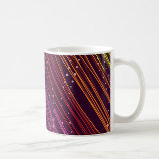 color to cheer the day classic white coffee mug