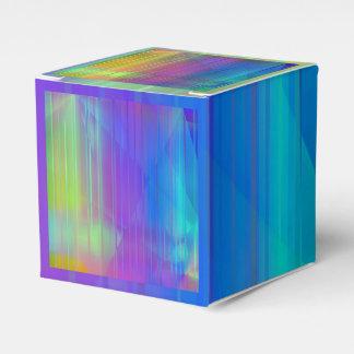 """""""Color Tones"""" Favor Box"""