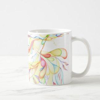 Color Transparency Coffee Mug
