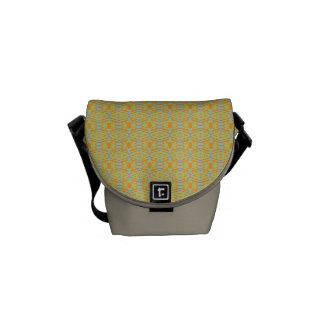 Color Tribe - Rickshaw Messenger Bag