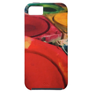 Color Tusche Indian Ink Paint Boxes Watercolor Art iPhone 5 Covers