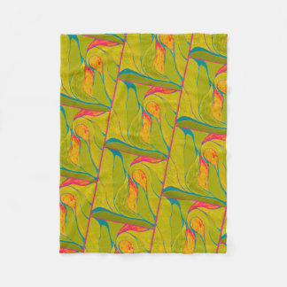 Color Twist (Tropical) Blanket