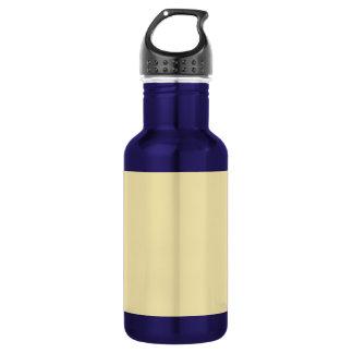 color vanilla 532 ml water bottle