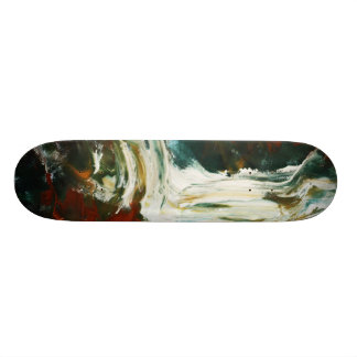 COLOR VERDE SKATE BOARD