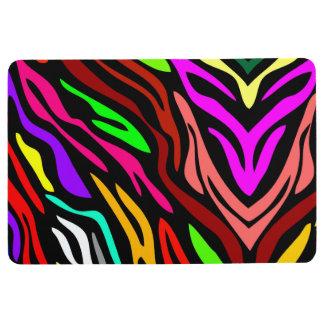 Color Wave Floor Mat
