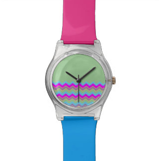Color Waves Watch