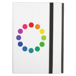 'Color Wheel 2' Cover For iPad Air
