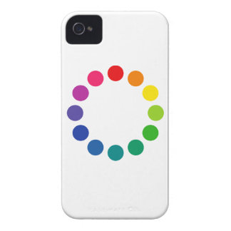 'Color Wheel 2' iPhone 4 Case-Mate Cases