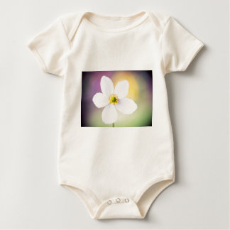 Color Wheel Baby Bodysuit