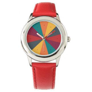 Color Wheel Fun Watch