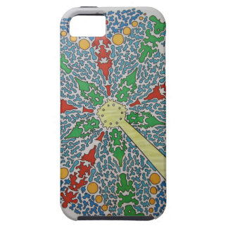 Color Wheel iPhone 5 Covers