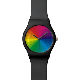 COLOR WHEEL WATCHES