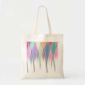 Color your budget tote