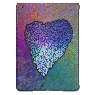 Color Your Heart Case for Ipad Air