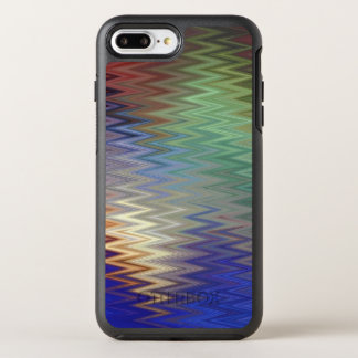 Color Zigzag Apple iPhone 7 Plus Otterbox Case