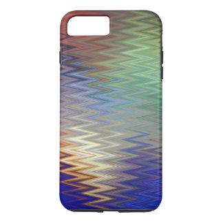 Color Zigzag iPhone 7 Plus Tough Case