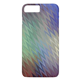 Color Zigzag iPhone X/8/7 Plus Barely There Case