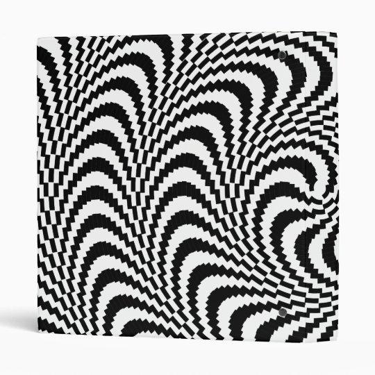Colorable Optical Block Spiral Vinyl Binders