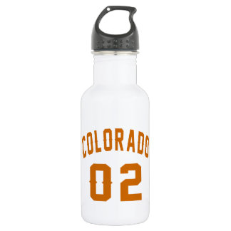 Colorado 02 Birthday Designs 532 Ml Water Bottle