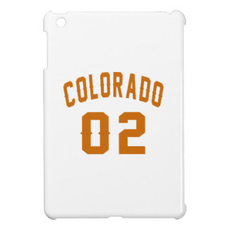 Colorado 02 Birthday Designs iPad Mini Covers