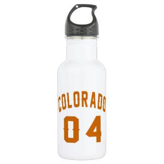 Colorado 04 Birthday Designs 532 Ml Water Bottle