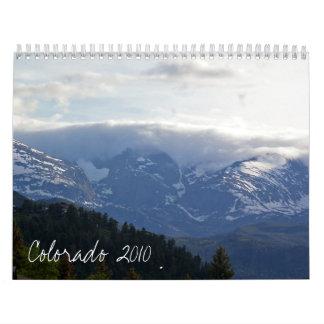 Colorado 2010 calendar