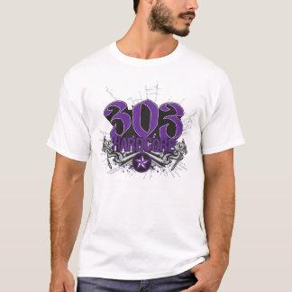Colorado - 303 Hardcore t-shirt