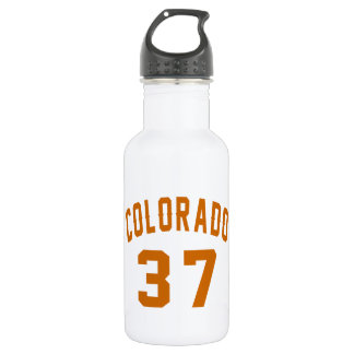 Colorado 37 Birthday Designs 532 Ml Water Bottle