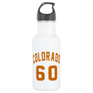 Colorado 60 Birthday Designs 532 Ml Water Bottle