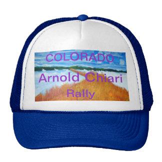 COLORADO, Arnold Chiari Rally Trucker Hat