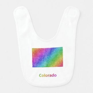 Colorado Baby Bibs