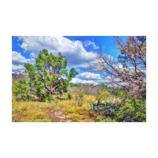 Colorado Bend Canvas Print