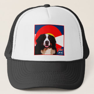 Colorado Bernese Mountain Dog Trucker Hat