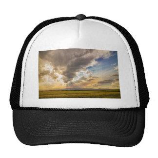 Colorado Big Sky Beams of Sunshine Trucker Hat