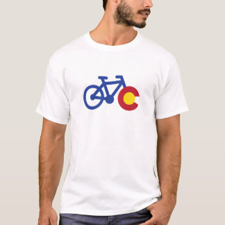 Colorado Bike T-Shirt