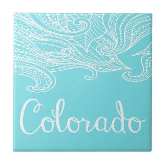Colorado Boho Tile