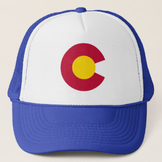 "Colorado ""C only"" Trucker Hat"