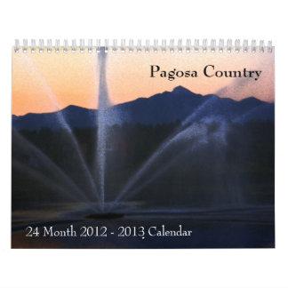 Colorado Calendar Pagosa Country 2012 - 2013