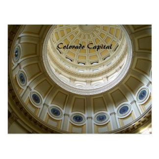 Colorado Capitol Postcard