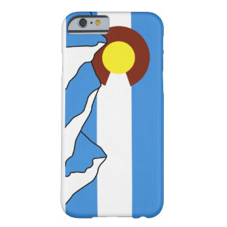 Colorado case barely there iPhone 6 case