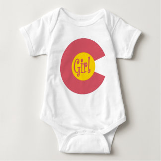 Colorado CGP Baby Bodysuit