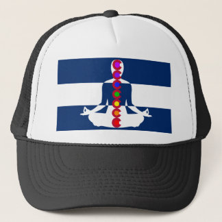 Colorado Chakra Meditation Shop Trucker Hat