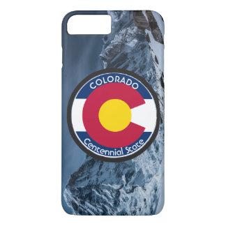 Colorado Circular Flag iPhone 8 Plus/7 Plus Case